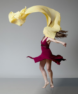 Dance Photoshoot with Lois Greenfleld, NYC