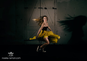 Dance Photoshoot - Lizzie Wicks