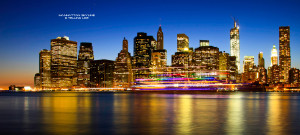 Manhattan Skyline, NYC ©Telling Life
