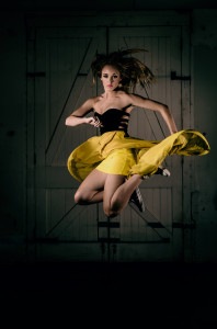 Dance Photoshoot with Lizzie Wicks